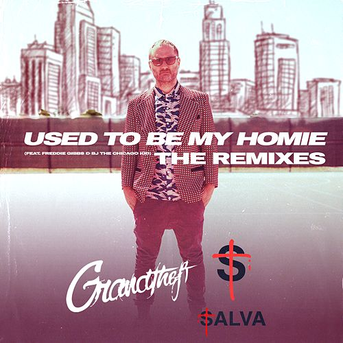 Used To Be My Homie - The Remixes by Sam Spiegel
