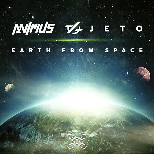 Earth From Space by Animus