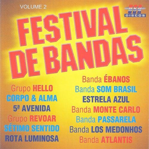 Festival de Bandas, Vol. 2 de Vários Artistas
