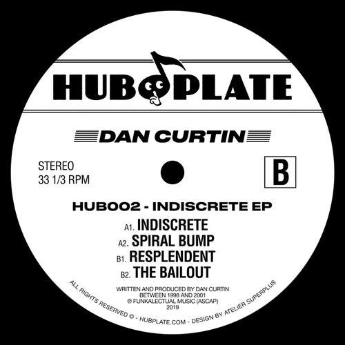 Indiscrete EP by Dan Curtin