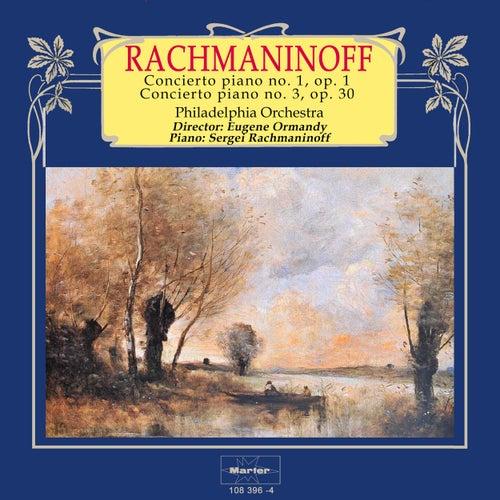 Rachmaninoff: Concierto Piano No. 1, Op. 1 - Concierto Piano No. 3, Op. 30 by Philadelphia Orchestra