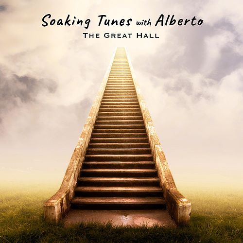 Soaking Tunes With Alberto (The Great Hall) by Kimberly and Alberto Rivera