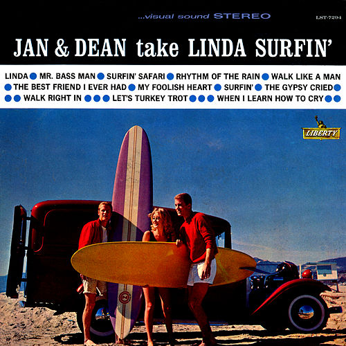 Jan & Dean Take Linda Surfin' de Jan & Dean