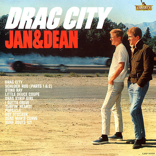 Drag City by Jan & Dean