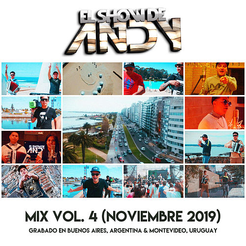 Mix Vol. 4 by El Show de Andy