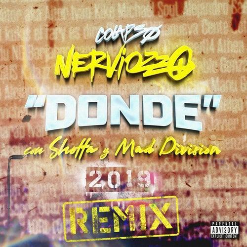 Donde (Remix) de Nerviozzo