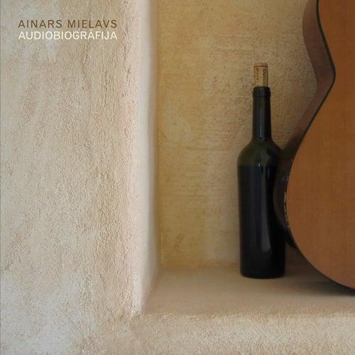 Audiobiogrāfija van Ainars Mielavs