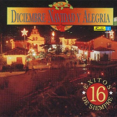 Diciembre, Navidad y Alegría by German Garcia