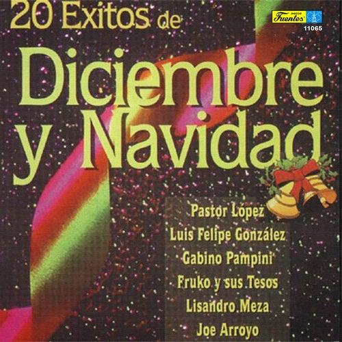 20 Éxitos de Diciembre y Navidad von German Garcia