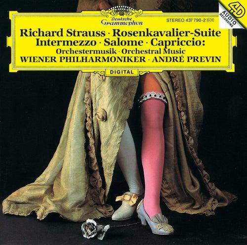 R. Strauss: Rosenkavalier-Suite; Intermezzo; Salome; Capriccio de Wiener Philharmoniker