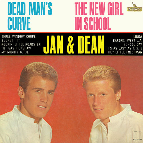 Dead Man's Curve / New Girl In School de Jan & Dean
