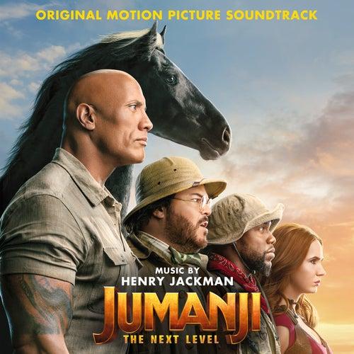 Jumanji: The Next Level (Original Motion Picture Soundtrack) by Henry Jackman