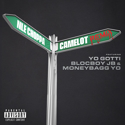 Camelot (feat. Yo Gotti, BlocBoy JB & Moneybagg Yo) (Remix) by NLE Choppa