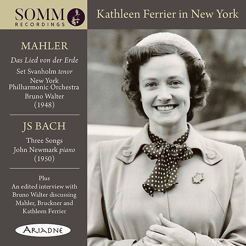 Kathleen Ferrier in New York de Kathleen Ferrier