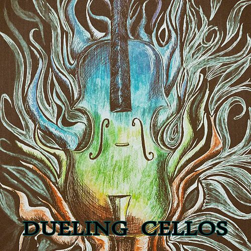 Dueling Cellos by Michael McAllister