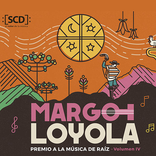 Margot Loyola, Premio a la Música de Raíz by German Garcia