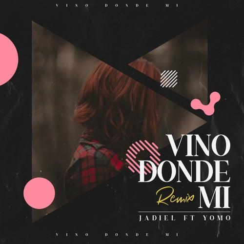 Vino Donde Mi (Remix) von Jadiel