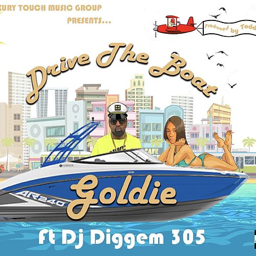 Drive The Boat by Goldie