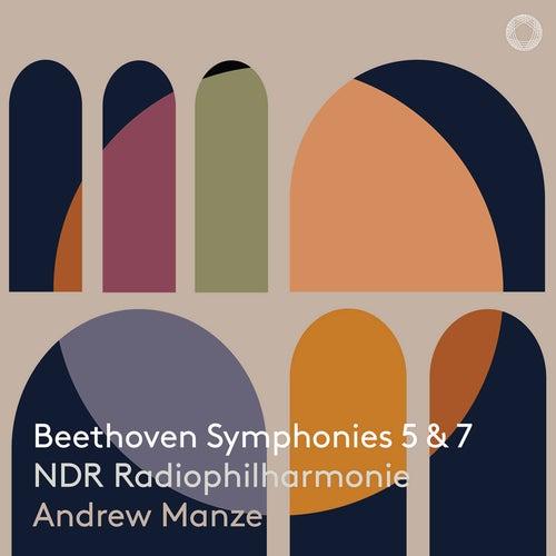 Beethoven: Symphonies Nos. 5 & 7 by NDR Radiophilharmonie