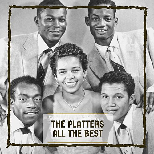 All The Best by The Platters