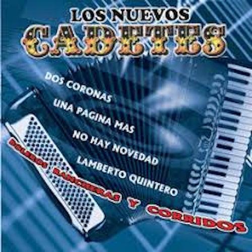 Boleros, Rancheras Y Corridos by Los Nuevos Cadetes