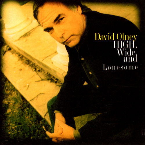 High, Wide And Lonesome von David Olney