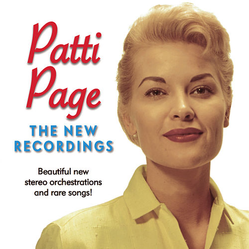 Patti Page The New Recordings (Re-Orchestrated) de Patti Page