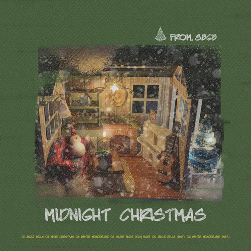 Midnight Christmas by Sbgb
