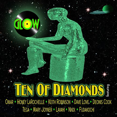 Ten of Diamonds von Glow