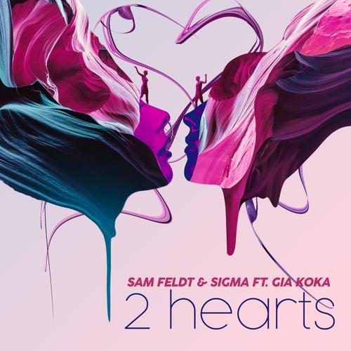2 Hearts by Sam Feldt