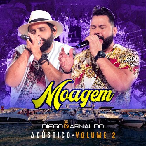 Moagem Acústico Vol. 2 de Diego & Arnaldo