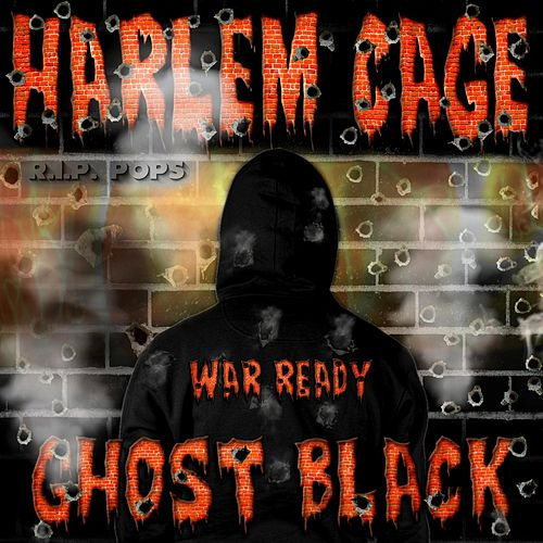 Harlem Cage by Ghost Black