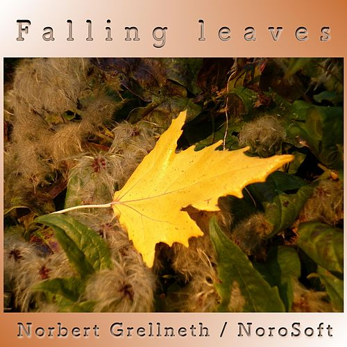 Falling Leaves by Norbert Grellneth
