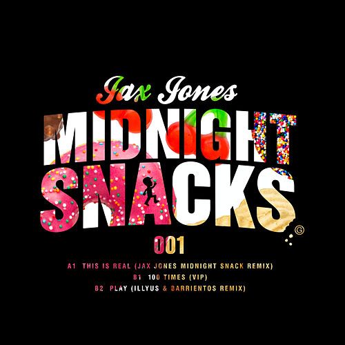 Midnight Snacks (Part 1) di Jax Jones