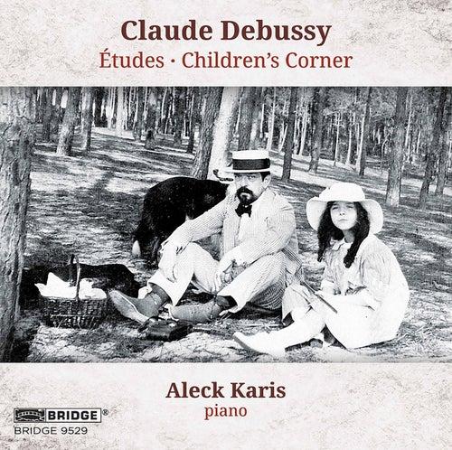 Debussy: Études, L. 136 & Children's Corner, L. 113 de Aleck Karis