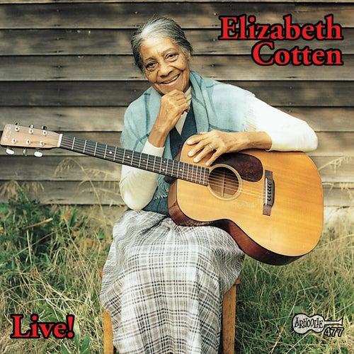 Live! de Elizabeth Cotten