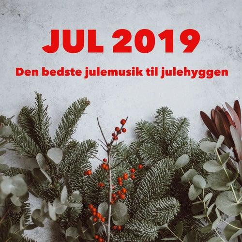 Jul 2019 - Den bedste julemusik til julehyggen by Various Artists