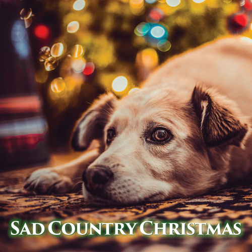 Sad Country Christmas de Various Artists