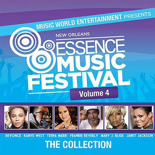 Essence Music Festival, Vol. 4: The Collection (Live) de Various Artists