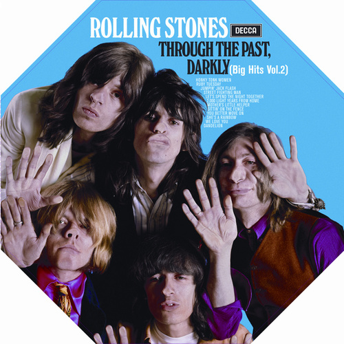 Through The Past, Darkly (Big Hits Vol. 2) by The Rolling Stones
