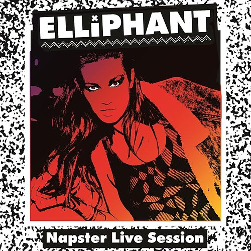 Napster Live Session by Elliphant