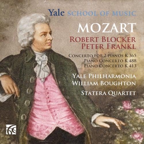 Mozart: Piano Concertos by Robert Blocker