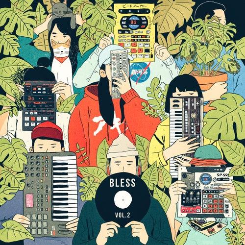 BLESS Vol. 2 de Various Artists