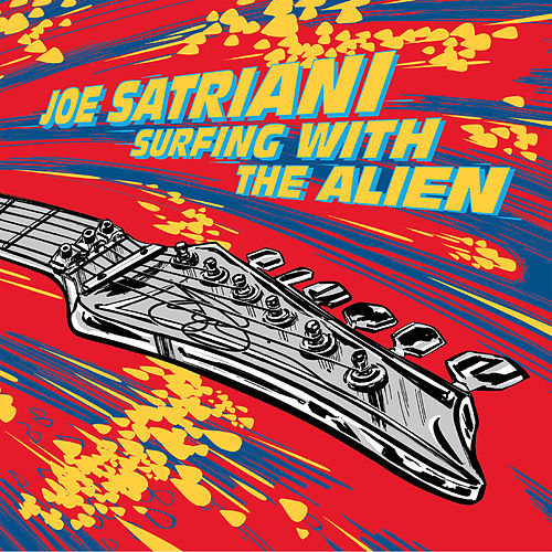 Surfing With The Alien de Joe Satriani