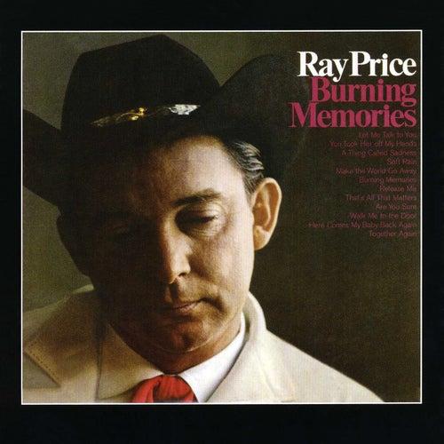 Burning Memories di Ray Price