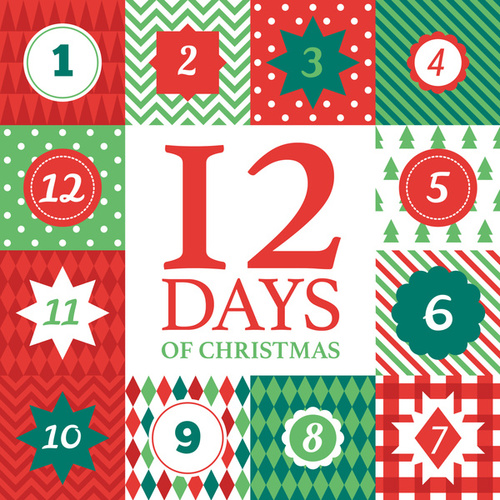 12 Days of Christmas by Various Artists