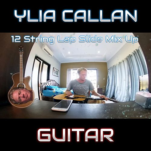 12 String Lap Slide Mix Up by Ylia Callan