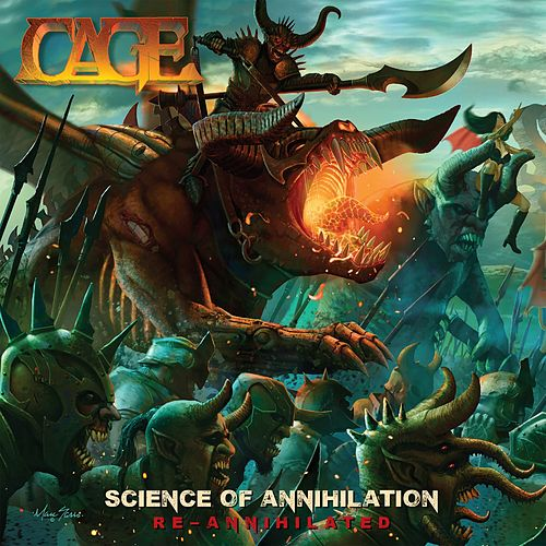 Science of Annihilation-Reannihilated by Cage