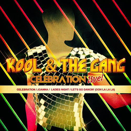 Celebration Live! - EP de Kool & the Gang