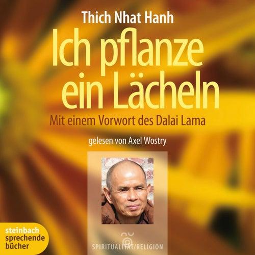 Ich pflanze ein Lächeln - Mit einem Vorwort des Dalai Lama (Ungekürzt) by Thich Nhat Hanh